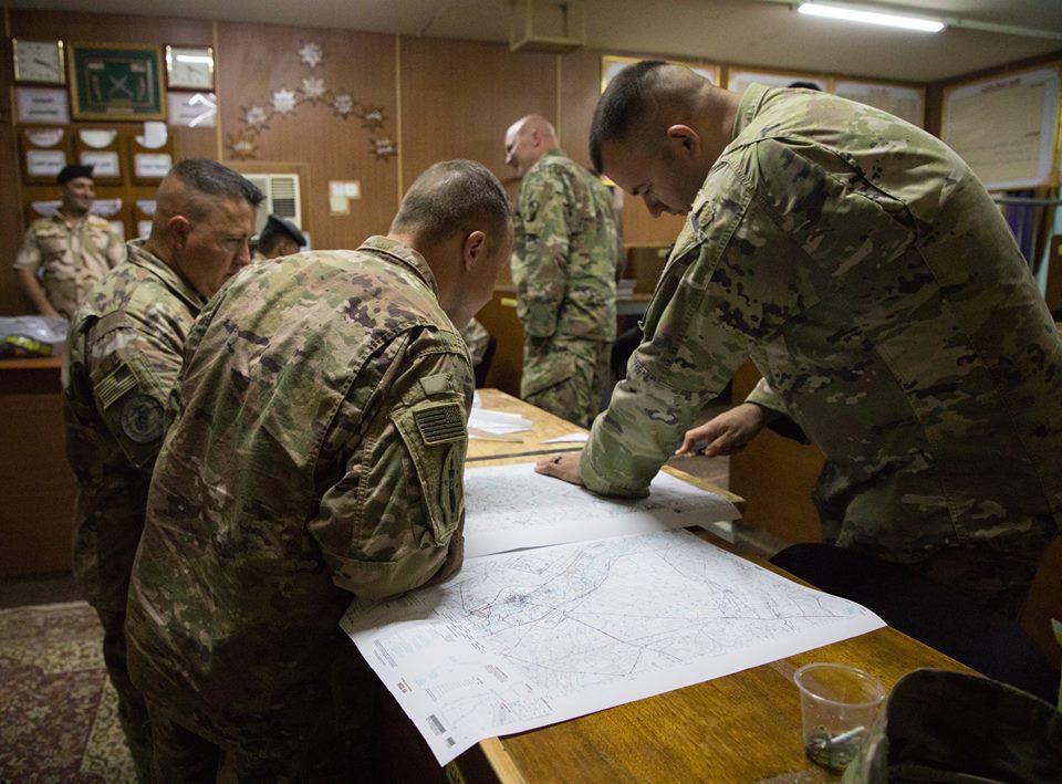 جهود التحالف الدولي لتدريب وتاهيل وحدات الجيش العراقي .......متجدد - صفحة 4 Dpo9xTiVAAAeOc9