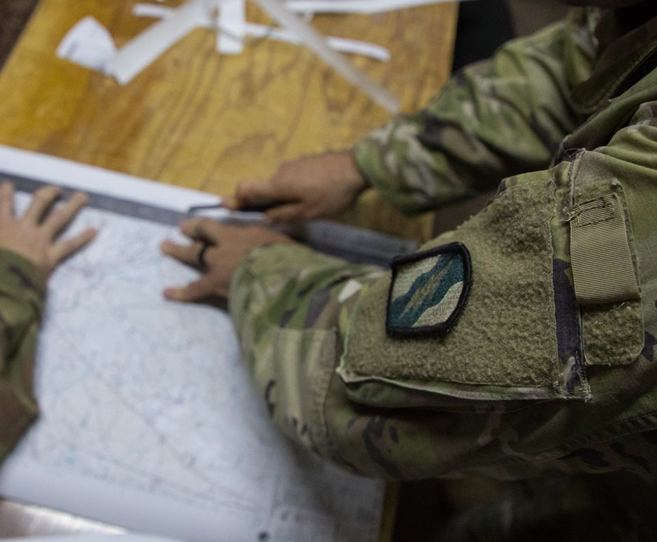 جهود التحالف الدولي لتدريب وتاهيل وحدات الجيش العراقي .......متجدد - صفحة 4 Dpo9xTlU0AAF_QJ