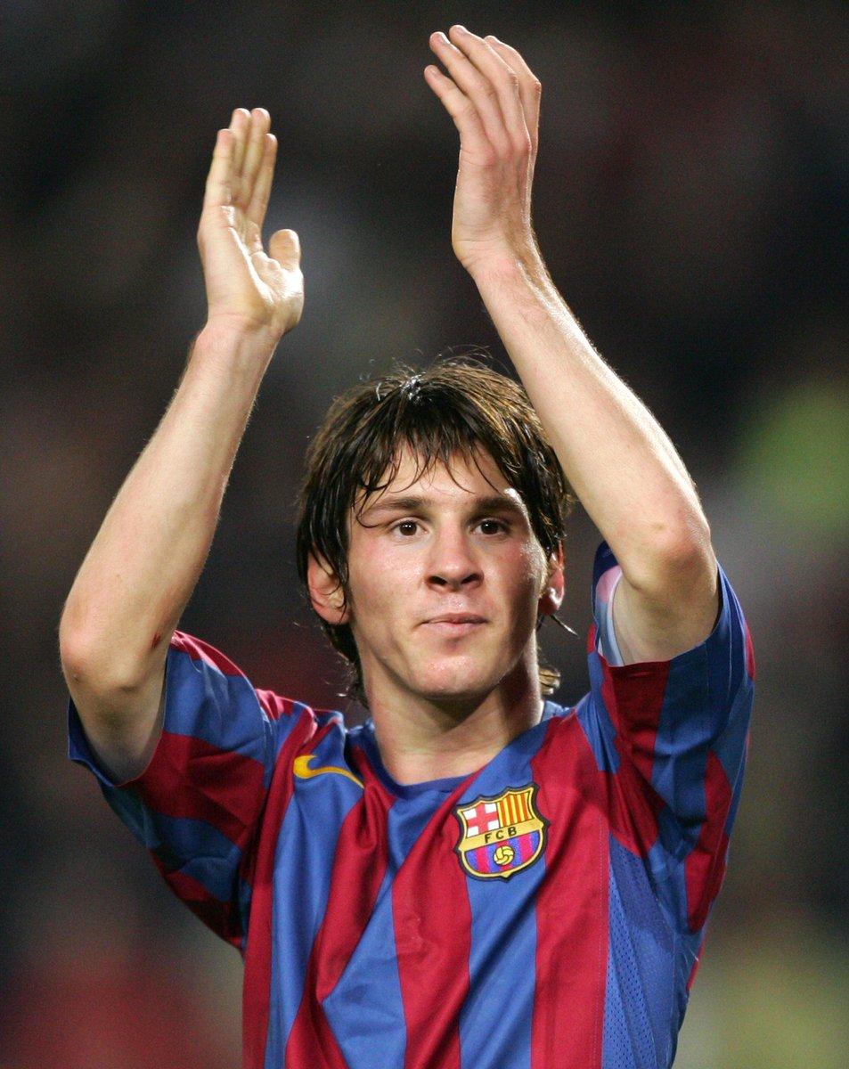 UEFA Champions League's photo on Messi