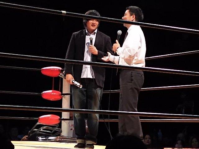 Furasshu nyūsu #10: Breves de la Lucha Libre Japonesa 5