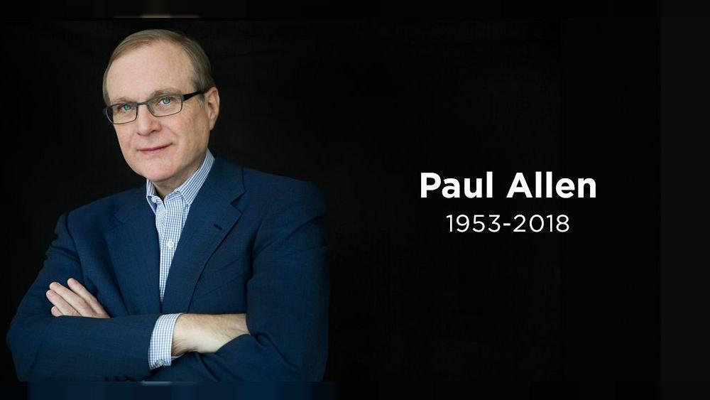Tech figureheads lead tributes to Microsoft co-founder Paul Allen https://t.co/dEXUDEPwwq