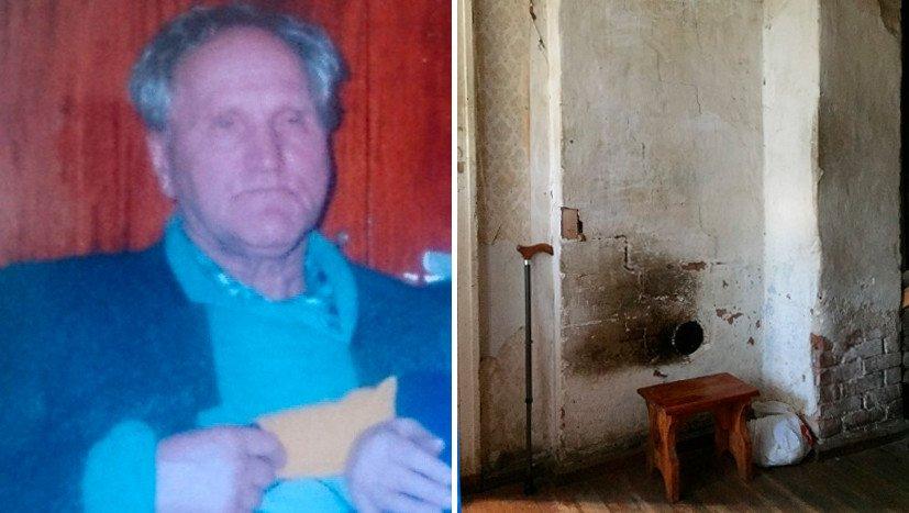 В Псковской области бывший узник фашистского концлагеря 82-летний Михаил Лобанов уже десятки лет живёт в здании вокзала. В очереди на жильё он пока 235-й https://t.co/jMBJJJKifG  #НеОдинНаОдин