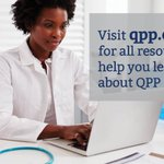 Image for the Tweet beginning: New QPP Resource! We posted