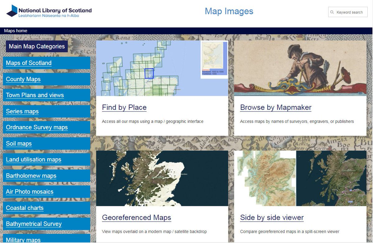 NLS Map Collections on Twitter: