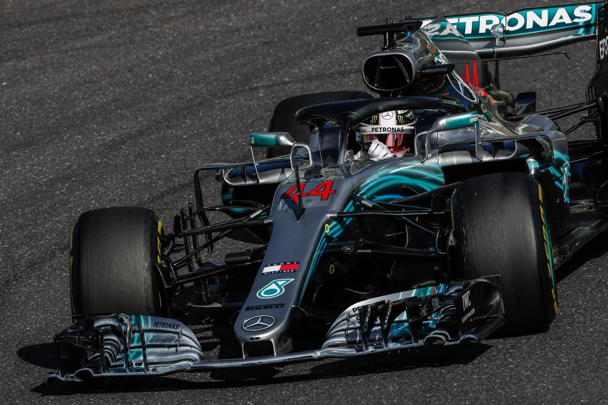 A fifth championship is in touching distance for @Lewishamilton, but his team boss, Toto Wolff is taking nothing for granted >> f1.com/US_Merc #USGP 🇺🇸 #F1