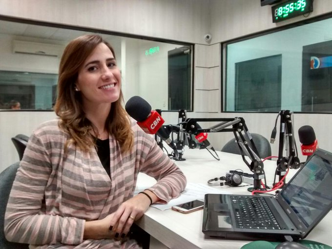 Bom dia ouvintes! O CBN João Pessoa está no ar com apresentação de Patrícia Rocha, se ligue em 101,7 ou acompanhe pelo site Photo