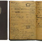 Even today, Marie Curie's papers (even her cookbook) are kept in lead-lined boxes due to their high radiation levels https://t.co/JCg1hDbug7