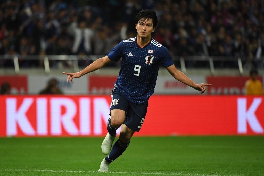 サッカーキング's photo on 日本代表