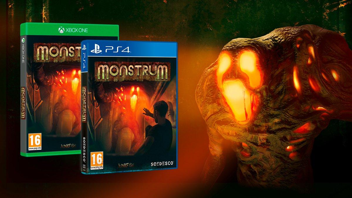 monstrum horror game