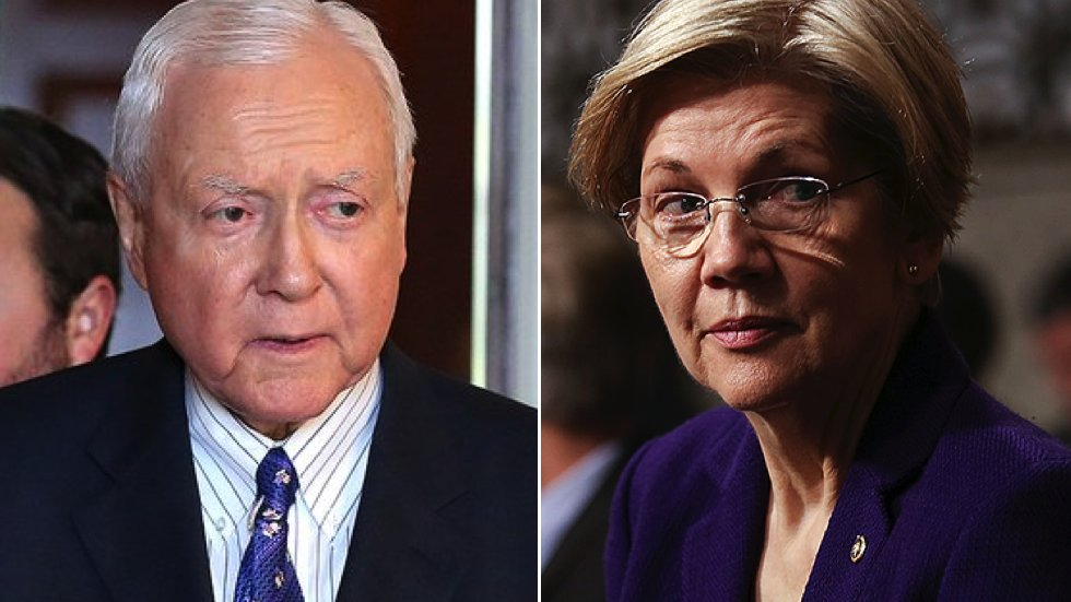Hatch mocks Warren over DNA test with his own 'results' https://t.co/uXcN2qYGuc