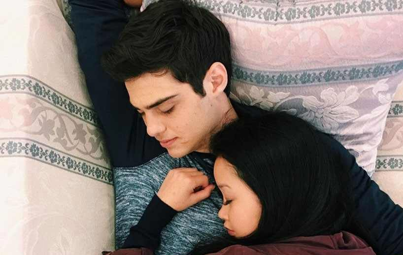 'I would say that we probably did our job right if people like us together. I mean, when I watched the film back, I wanted Peter and Lara Jean to be together! So I completely understand that.' - Lana Condor on her relationship with Noah Centineo https://t.co/XavBdLXNGb