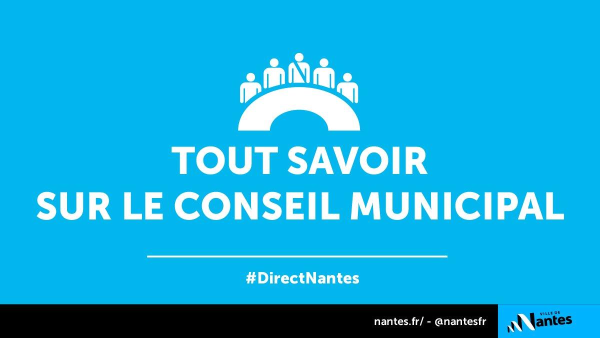 #CaserneMellinet, centre post-traumatique, accessibilité universelle : retrouvez en vidéo les dernières grandes décisions du conseil municipal de la Ville de #Nantes #DirectNantes  http:// www.nantes.fr/directnantes  - FestivalFocus