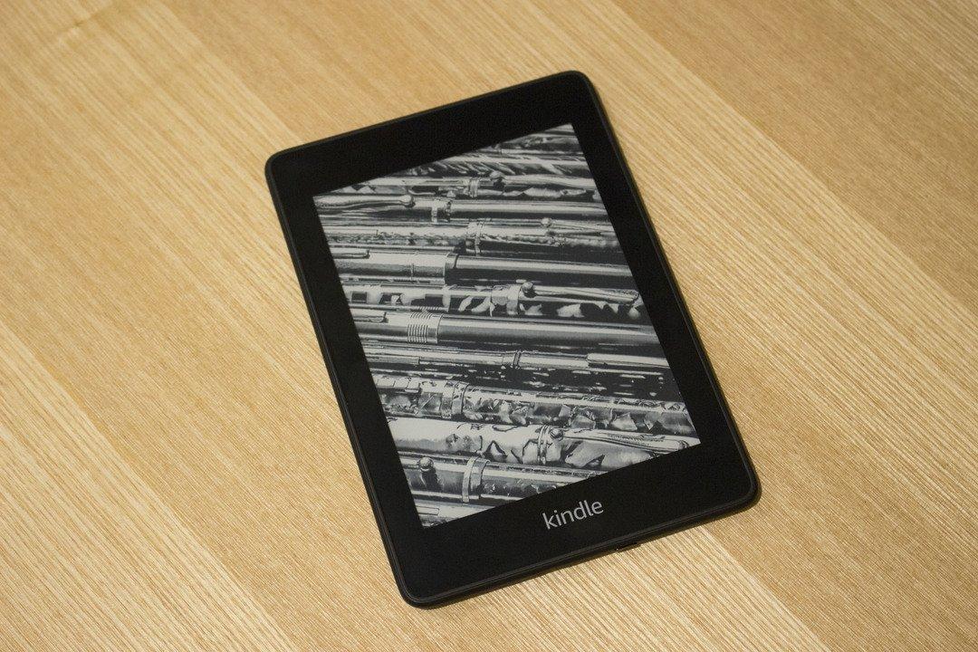 Amazonの新「Kindle Paperwhite」ファーストインプレッション:そして時代は「読書 2018」へ https://t.co/MpIn0KY4jY