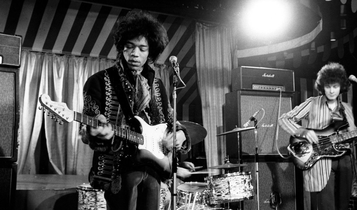 The Jimi Hendrix Experience's 'Electric Ladyland' turns 50 today. Here are 10 things you likely didn't know about the album https://t.co/3vr2MJBaIM