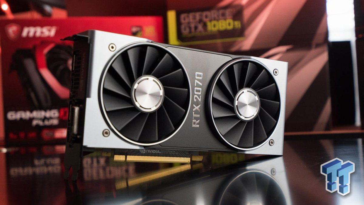 .@NVIDIA GeForce RTX 2070 Review: The Perfect Card For 1440p https://t.co/zvzQiOgyXi