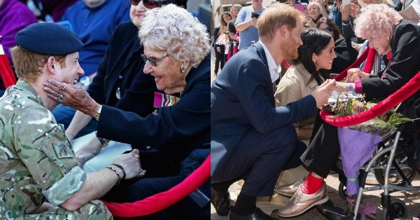 Prince Harry introduced Meghan Markle to a very special royal admirer in Sydney and it'll just melt your heart. https://t.co/qT3r1tiM3g