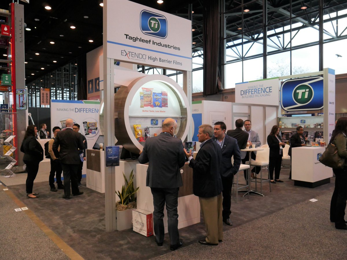 Making the difference in flexible packaging @packexposhow booth 8735 #circulareconomy #productprotection #performance #monomaterialrecyclability #sustainability bit.ly/2OZd36s