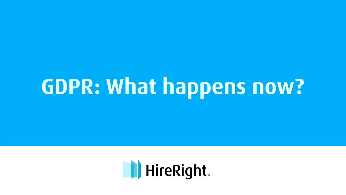 HireRight on Twitter: