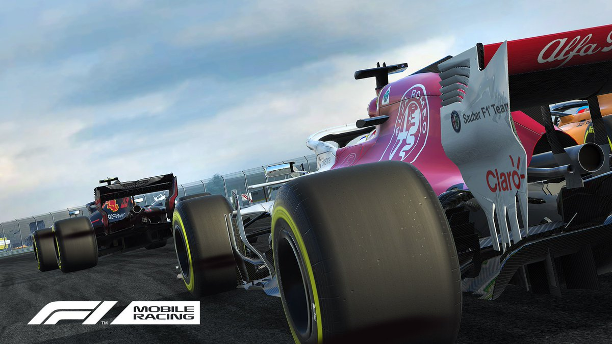 All the circuits, all the cars, all the drivers - all in the palm of your hand >> f1.com/F1MobileRacing #F1 @F1MobileRacing