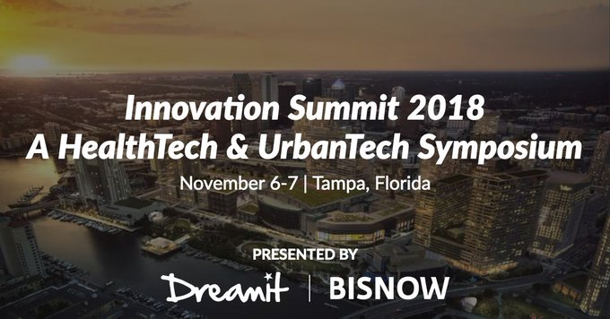 Want to know how blockchain will affect the CRE and real estate sector? Matias Klein of Kognition (@kognitiveworld) will be speaking on that and other topics at the Dreamit x @Bisnow Innovation Summit: #dxbsummit2018 #blockchain Photo