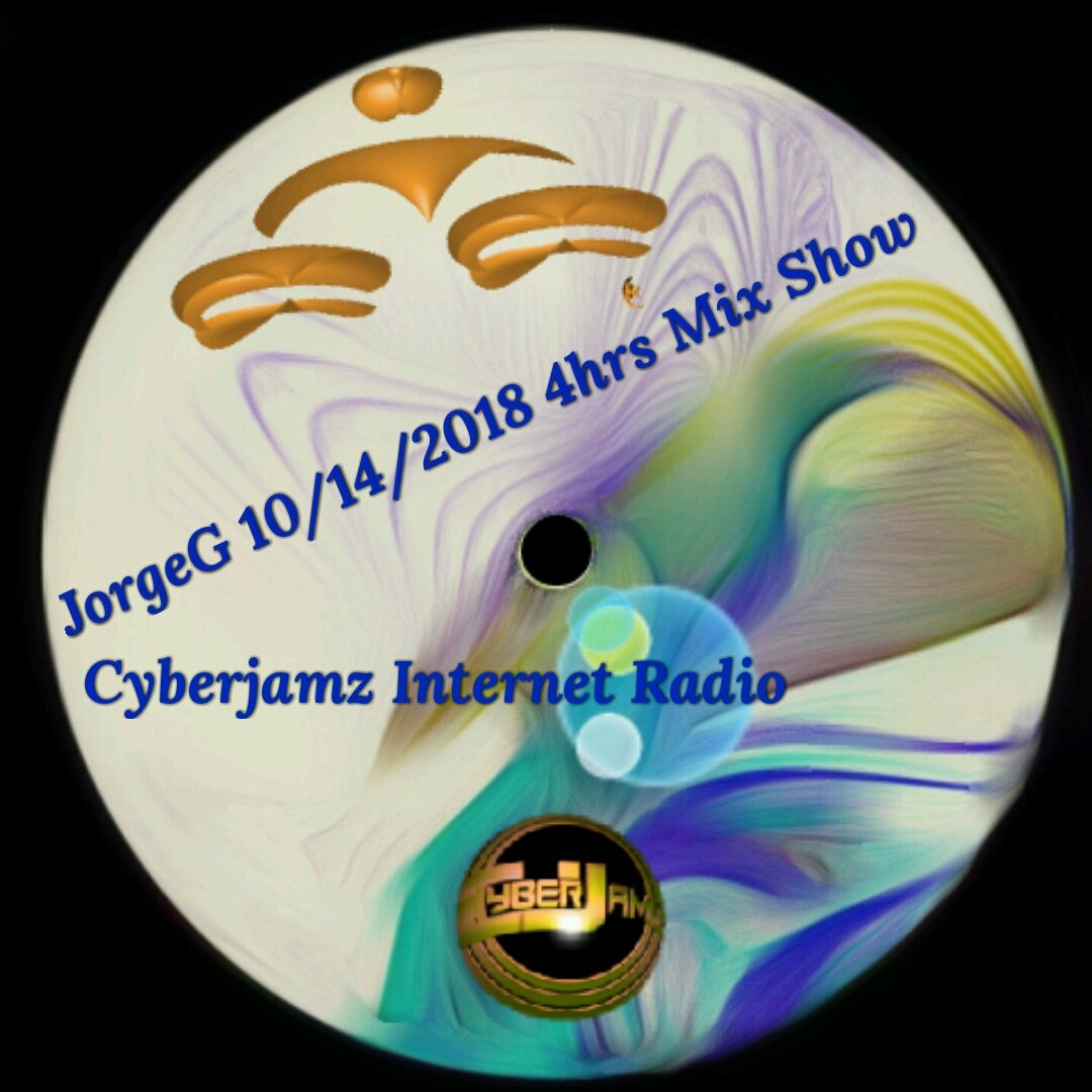 My #Sunday 4hr #mixshow on #Cyberjamz #InternetRadio  http://dyn.cyberjamz.com/archive.aspx?FID=Archive_20181014.asf … #Deephouse #Soulfulhouse #Afrohouse #Housemusic #Garagehouse #Techhouse #Techno #IndieDance #NuDisco  #Disco #Funky #Dance #Mashups #Djs