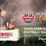 Image for the Tweet beginning: JUST ANNOUNCED: TaxSlayer Gator Bowl