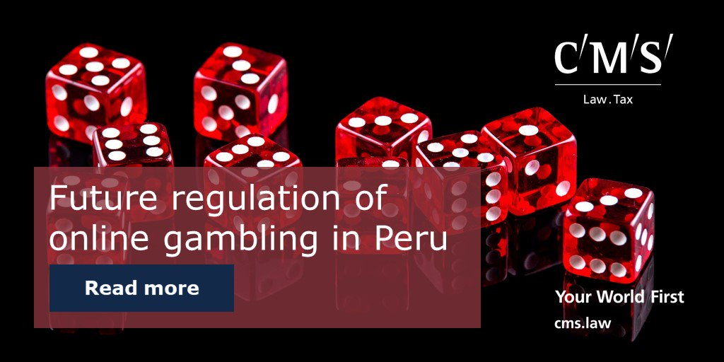 test Twitter Media - Currently the online gambling industry is one of the biggest and most rapidly expanding markets around the world. In Peru two separate legislative bills have been proposed in order to establish a regulatory and tax regime for gambling. Read more here: https://t.co/sjE9I7QKWQ https://t.co/gXSHk1JaCA