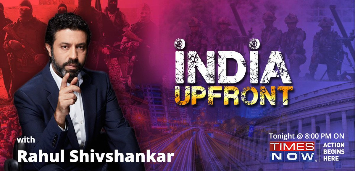 Big debate over historic reset tonight on India Upfront at 8 State delivers on vow to rename Allahabad. It will once again be called Prayagraj. Opposition terms move a saffron whitewash of history aimed at obliterating Mughal rule.  Join @RShivshankar Tweet with #PrayagrajBegins
