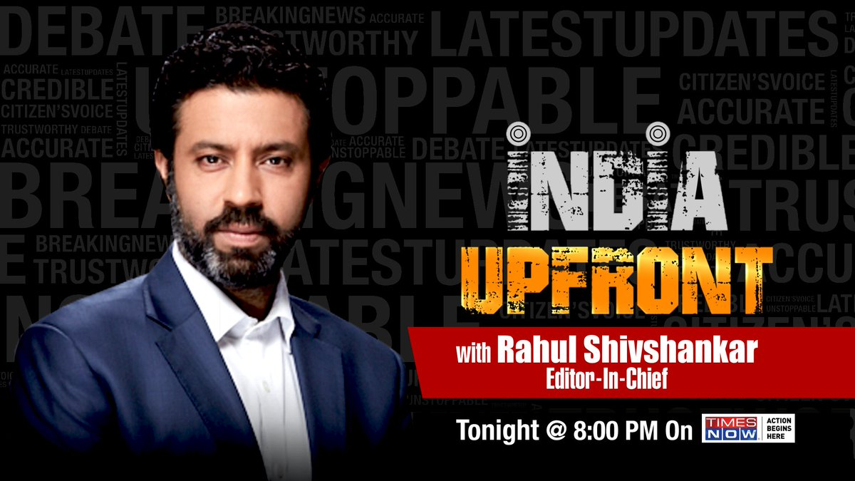 How does renaming Allahabad & calling it 'Prayagraj' diminish links to its Mughal past? BJP & its supporters ask the Congress that questions the move.  Big debate with  on Indi@RShivshankara Upfront at 8 PM Do you agree with the BJP's point of view? Tweet with #PrayagrajBegins