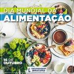 Dia Mundial da Alimentação Twitter Photo
