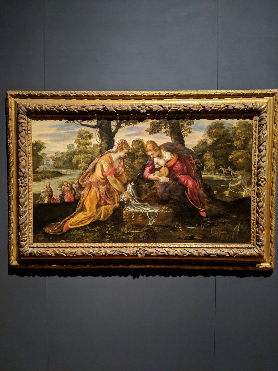 Jacopo Tintoretto (1518/19–1594) was renowned for his dynamic narrative scenes and insightful portraits #CelebratingTintoretto.