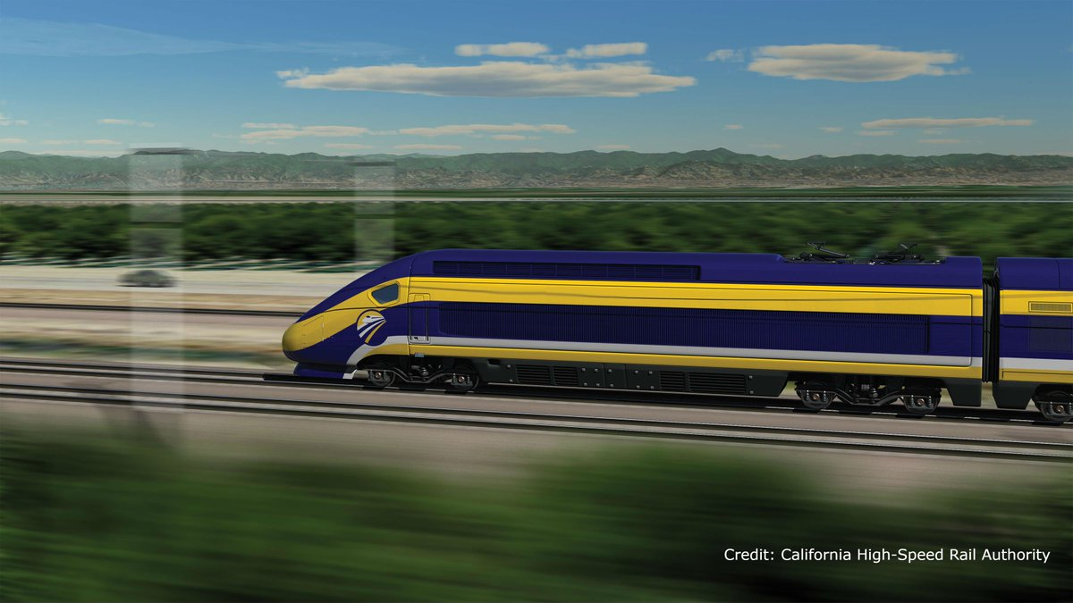 The California High-Speed Rail Authority board met today in Bakersfield and approved an environmental study for the proposed rail station at F Street. https://t.co/HaIjT299XZ