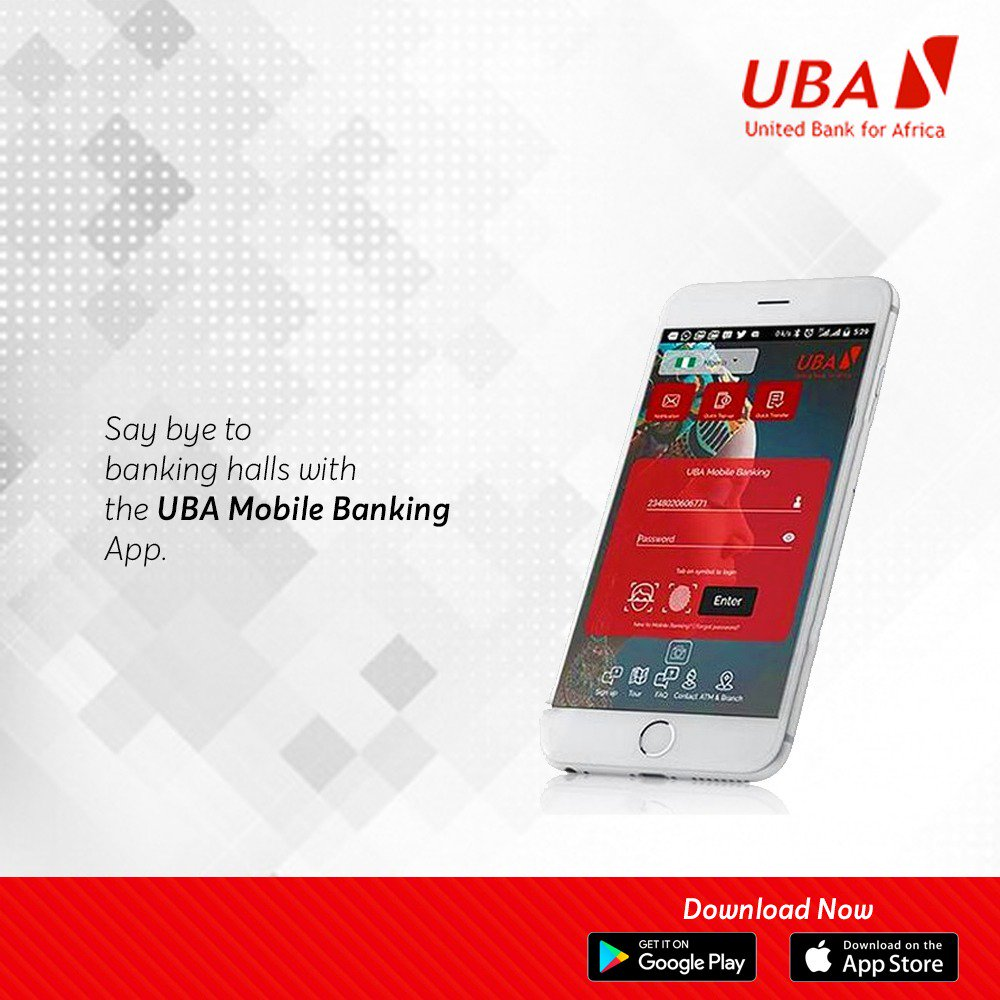 download uba mobile application