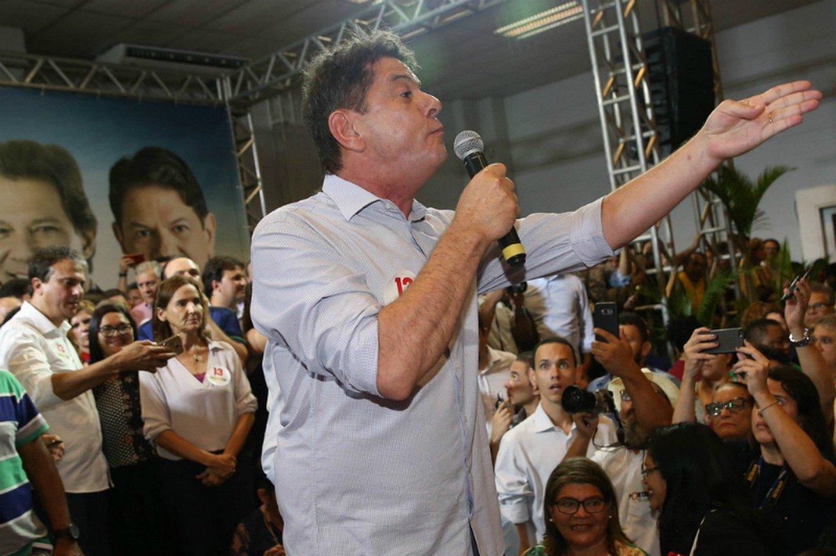 Haddad é infinitamente melhor que Bolsonaro, afirma Cid Gomes após repercussão https://t.co/tYEe8fkJky