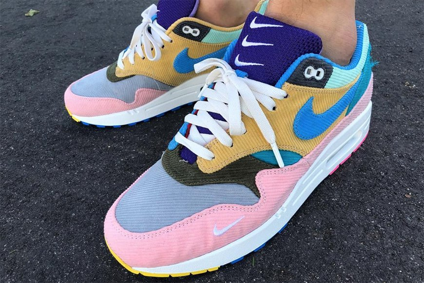 Sean Wotherspoon unveils an INSANE new tearaway Nike Air Max 1:   🚨🚨🚨  https://t.co/pi9DA0An4v
