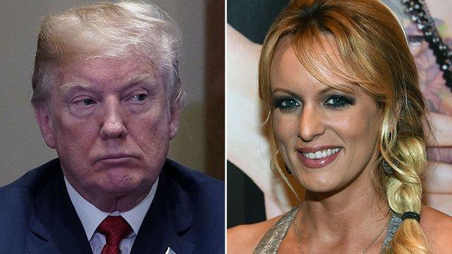 Trump's '60 minutes' interview draws fewer viewers than Stormy Daniels's https://t.co/w6rKPbf4Hy