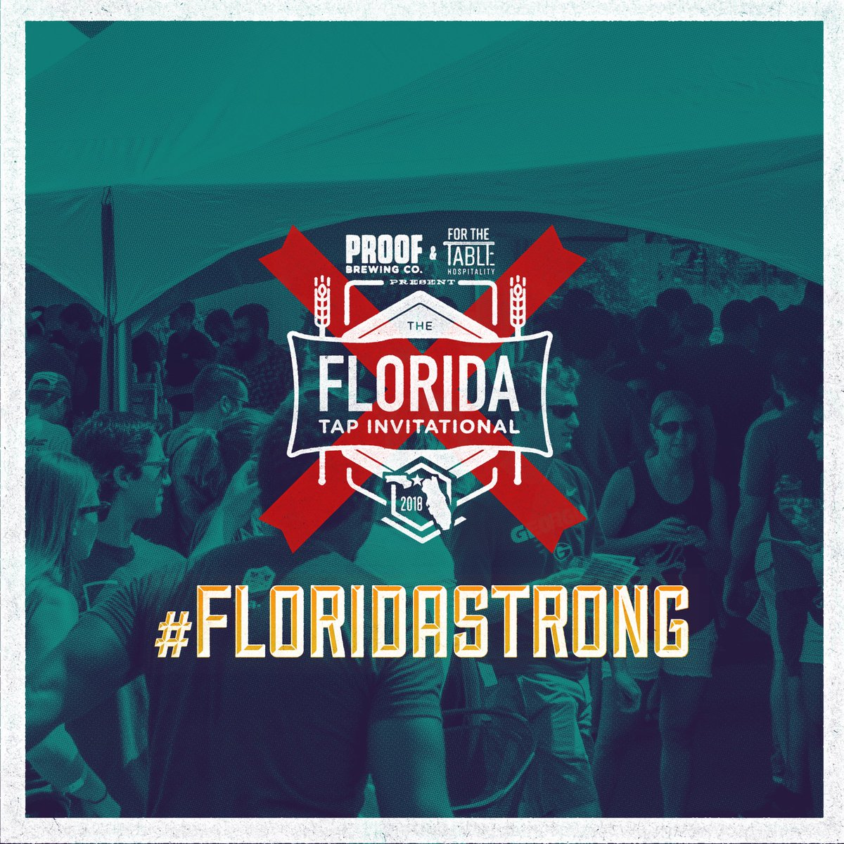 Our neighbors in the Florida panhandle were hit hard by Hurricane Michael. To help with relief efforts, a portion of the proceeds from Florida Tap Invitational 2018 ticket sales will be donated to @VolunteerFla   http:// FLTapInvitational.com  &nbsp;   #FloridaStrong<br>http://pic.twitter.com/Bfyqmi9jM4