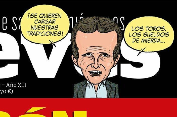 El Jueves (@eljueves) on Twitter photo 16/10/2018 19:45:57