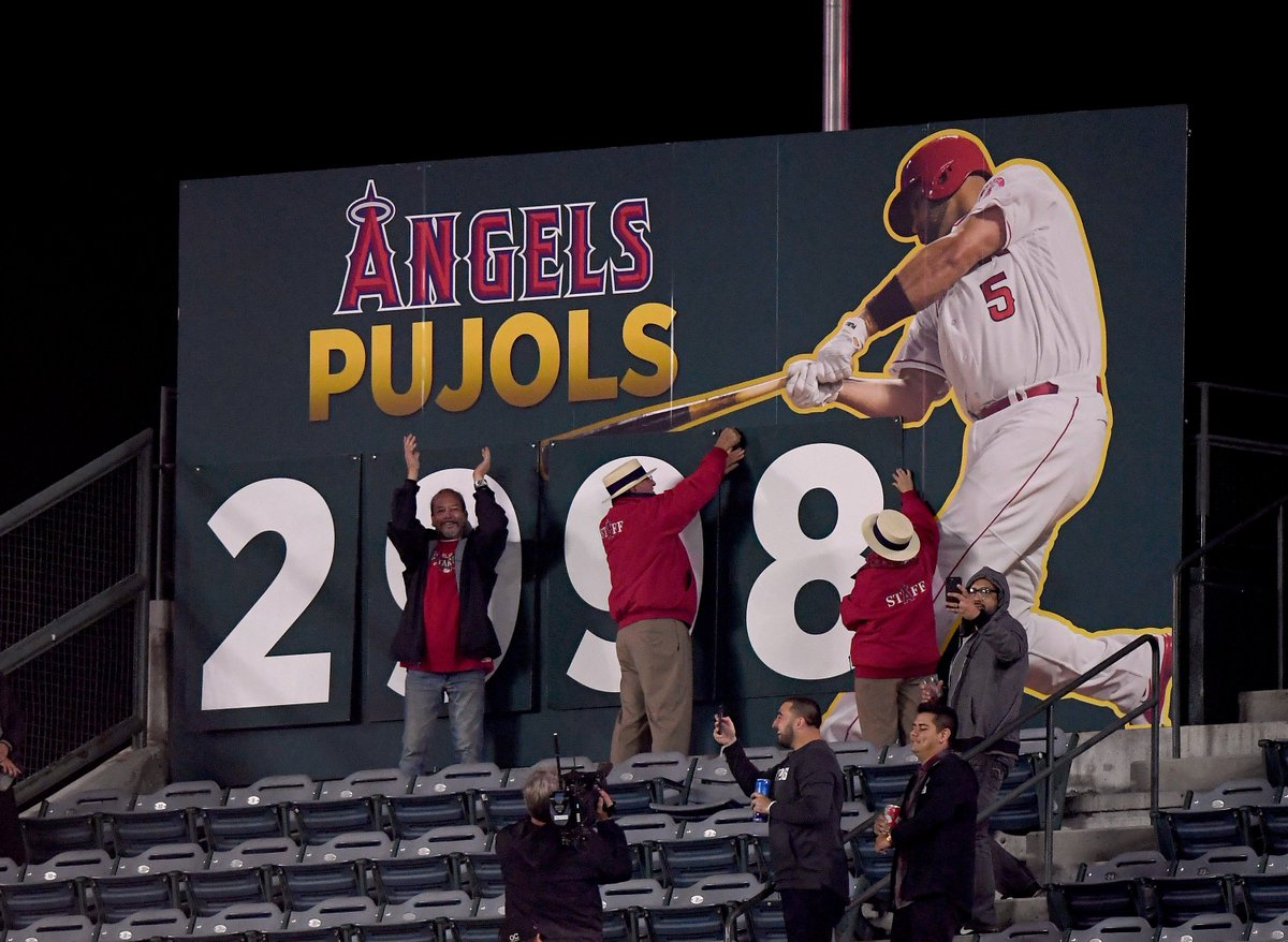 #BREAKING Angels opt out of lease with city of Anaheim, may search for new SoCal home https://t.co/uNjqVvZ1ul
