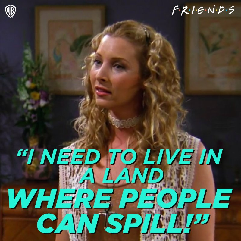Phoebe has one big living requirement on this #TipTuesday!
