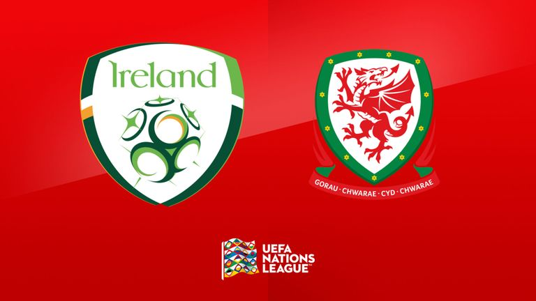 GOAL! Ireland 0-1 Wales  WHAT A HIT! Harry Wilson has done it again! 🚀  Watch @FAIreland v @Cymru live on Sky Sports Football or watch in-game clips here: https://t.co/XsHDz9JoSV