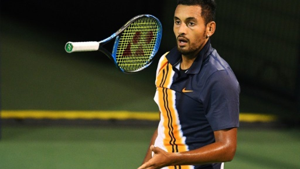 Kyrgios 'surprised' by Russian love https://t.co/qZCULt3MUm