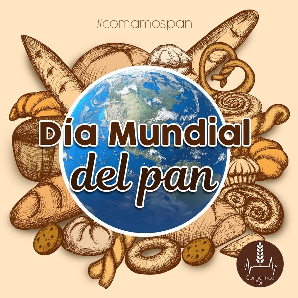 Este maravilloso alimento merece más que un día. #amoelpan #DíaMundialdelaAlimentación #DíaMundialdelpan #comamospan #pan