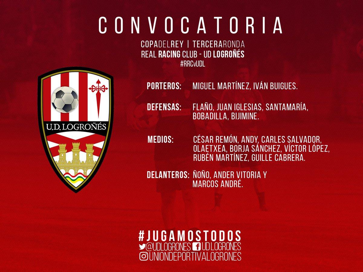 3a Eliminatoria Copa del Rey: Racing vs Logroñes - Página 4 DppEhs8X4AAakPL
