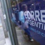 Correo Argentino Twitter Photo