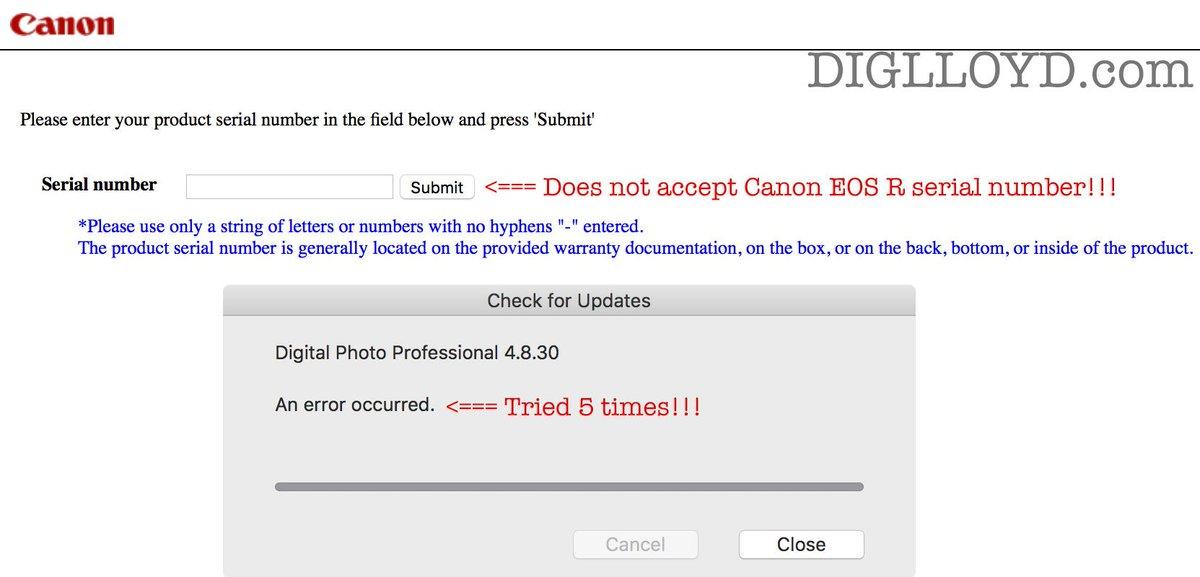 digital photo professional canon download full