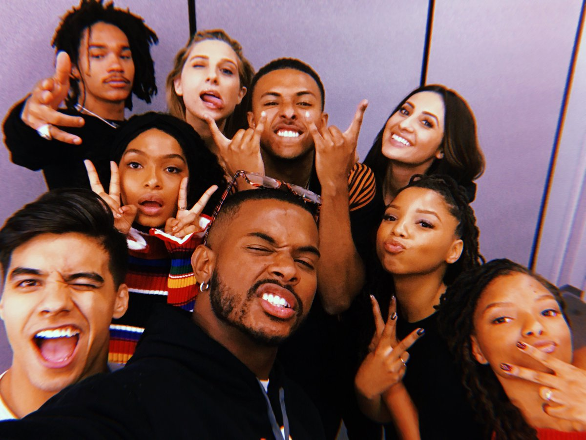 Image result for grownish season 2