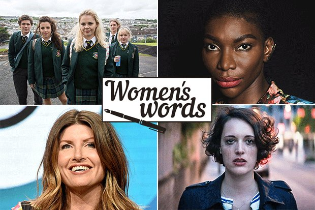 has launched a new campaign –  – celebrating the best#WomensWords female screenwriters working in television, and asking why the proportion of TV episodes created by women is still woefully low... Read more here: https://t.co/QWVjcVsNo9