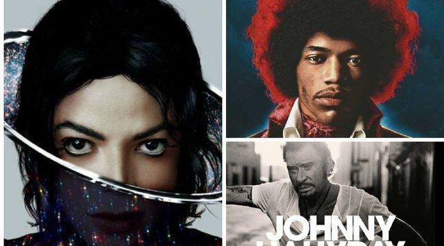Johnny Hallyday, Michael Jackson, Jimi Hendrix… Les meilleurs albums posthumes (et les pires) https://t.co/F1yqgivcu5 via @20minutesCult