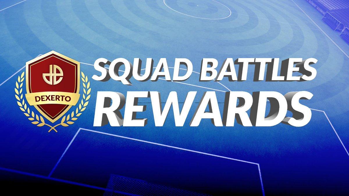 """Fifa 19 Squad Battles Rewards fifa 20 fut on twitter: """"icymi - fifa 19 squad battles"""